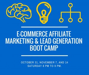 poster2 E-Commerce Affiliate Marketing