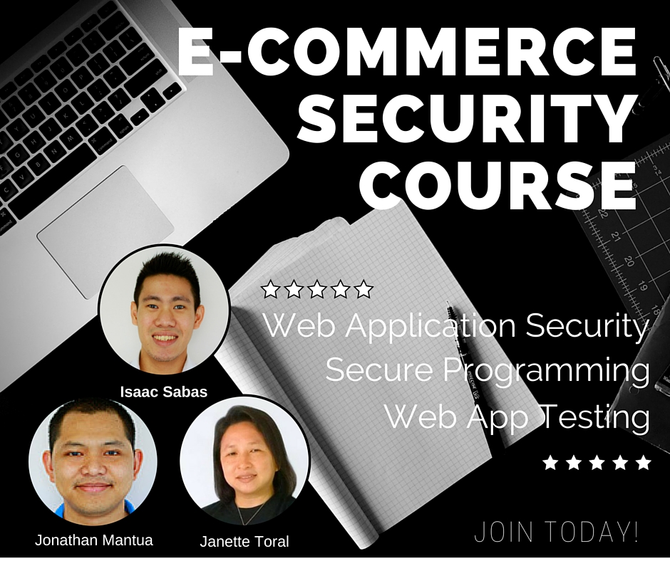 E-Commerce security course (1)