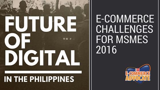 e-commerce challenges 2016