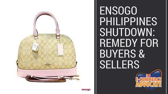 ensogo philippines shutdown