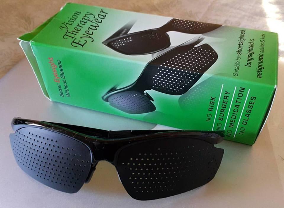 vision therapy eyewear